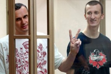 Київ вимагає від Москви повернути громадян України Сенцова й Кольченка