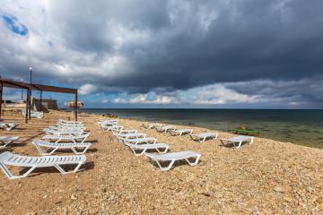 Groysman sobre Crimea: el balneario se convirtió en base militar de los invasores