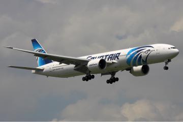 Самописці підтвердили дим на борту літака EgyptAir