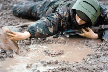 Siete militares ucranianos muertos y nueve heridos en Donbás