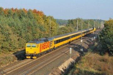 Ураган заблокував залізницю з Німеччини в Чехію