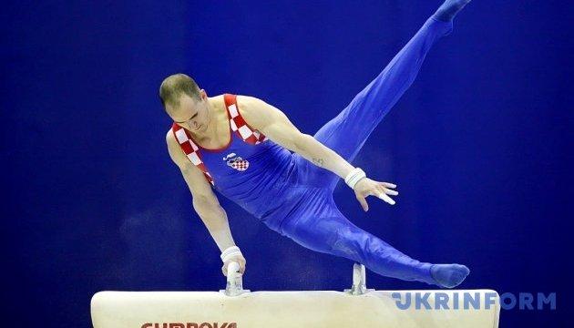 Гімнаст Верняєв приніс Україні