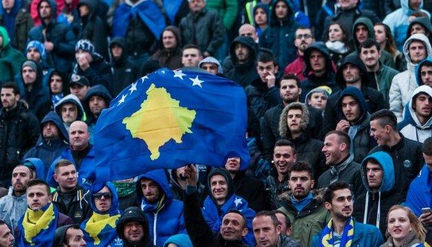 Збірна Косово перший матч під егідою УЄФА зіграє із Фарерами