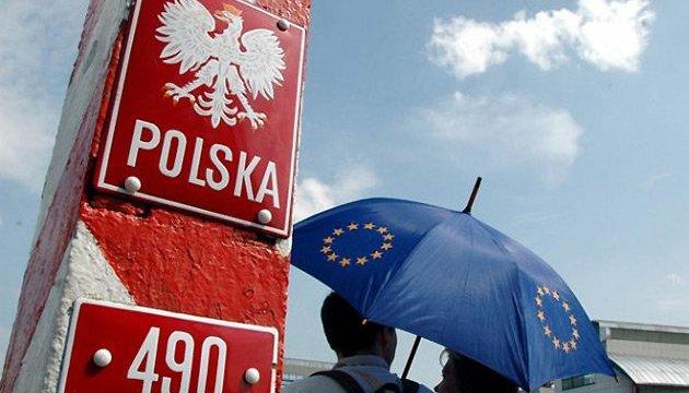 Польша упростила переброску и дислокацию иностранных войск