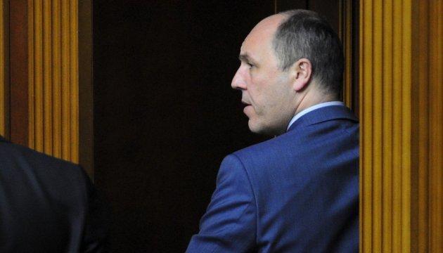 Україна не становить міграційного ризику для Європи - Парубій