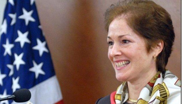 МЗС прийняло копії вірчих грамот від нового посла США