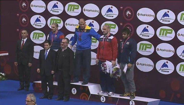 Український дзюдоїст здобув перемогу на турнірі в Баку
