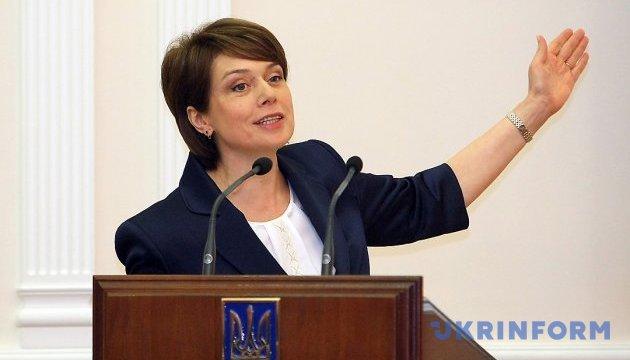 Підтримка суспільством Нової школи спонукатиме депутатів прийняти закон про освіту - Гриневич