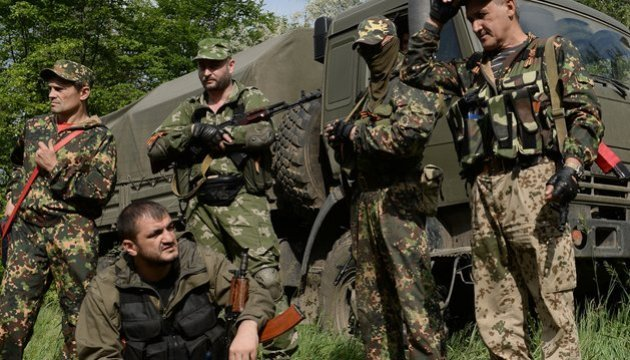 Чё там у хохлов:  Боевики встали на уши после сообщения о передаче ВСУ радаров из США