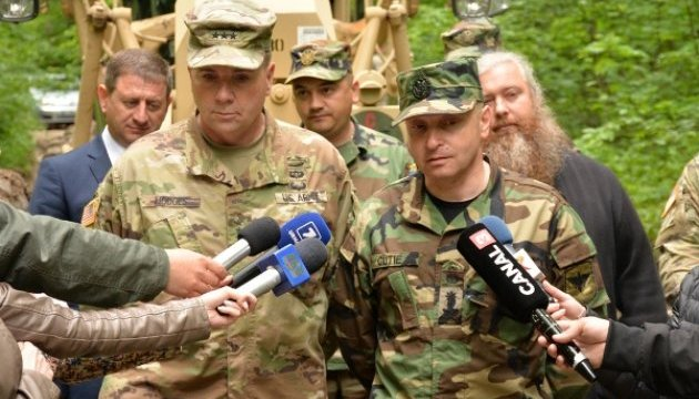 Генерал НАТО предлагает