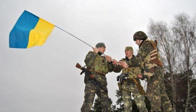 Минобороны выплатило более 130 млн грн вознаграждений военным АТО