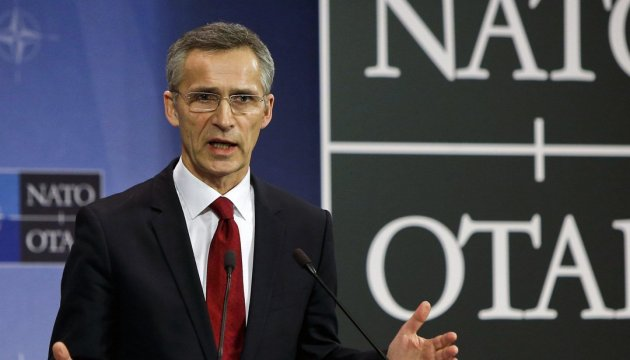 Stoltenberg: NATO is in confrontation with Russia over aggression in Ukraine