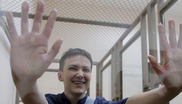 ЗМІ: Літак з Савченко приземлиться о 14.43