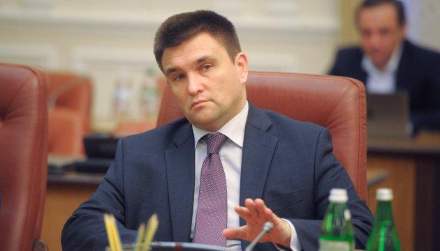Россиян в полицейской миссии ОБСЕ не будет - Климкин