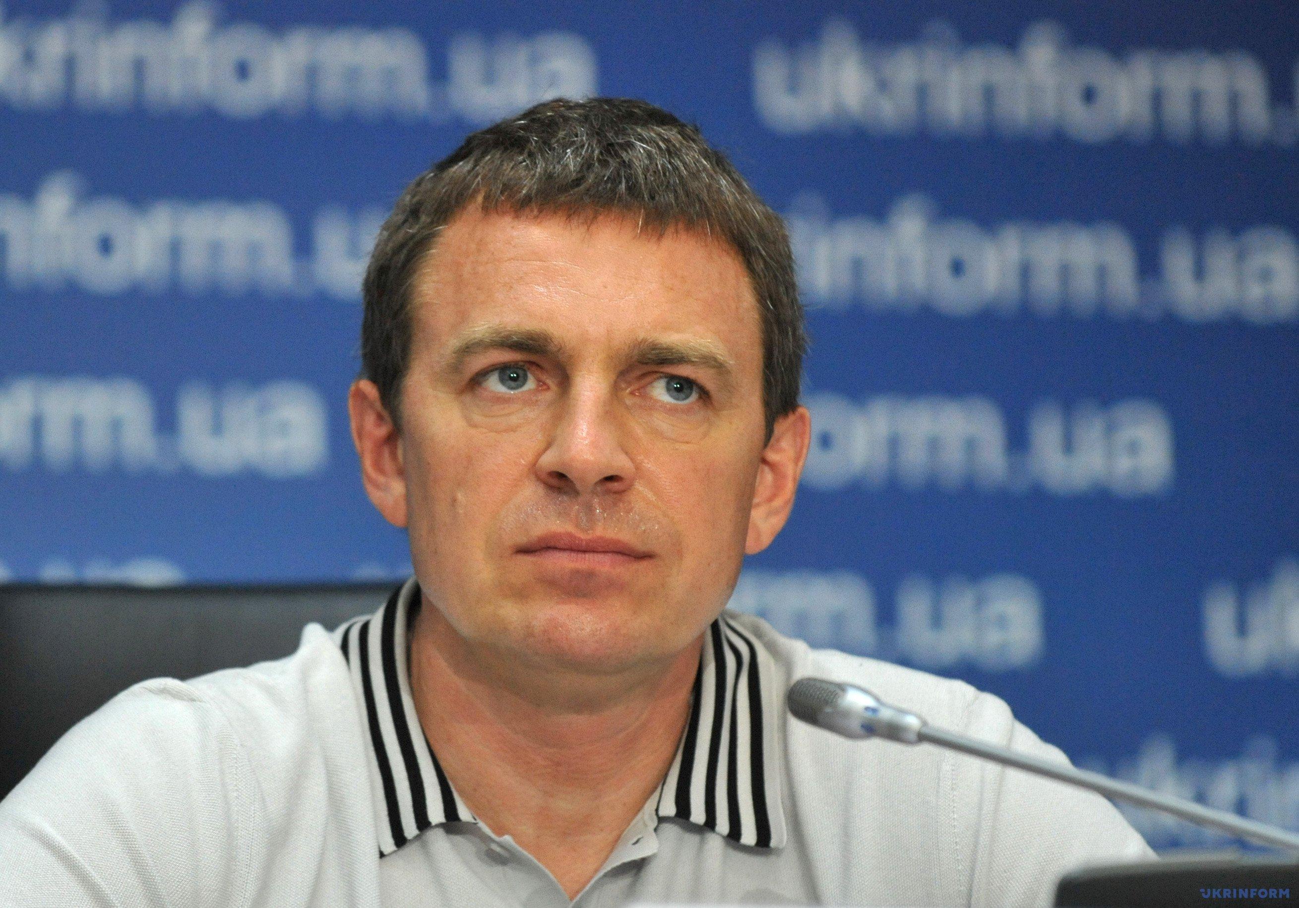 Борис Капланов. Фото: Укринформ