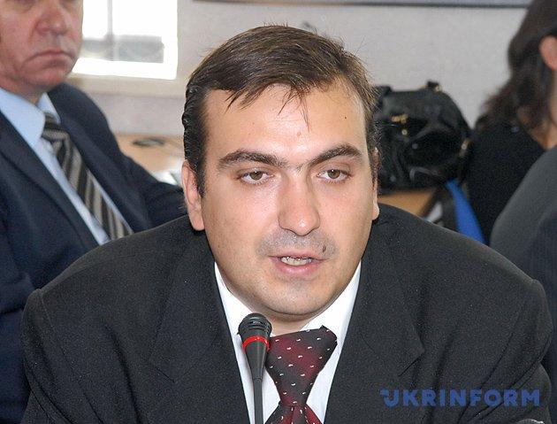 Олег Омельницький
