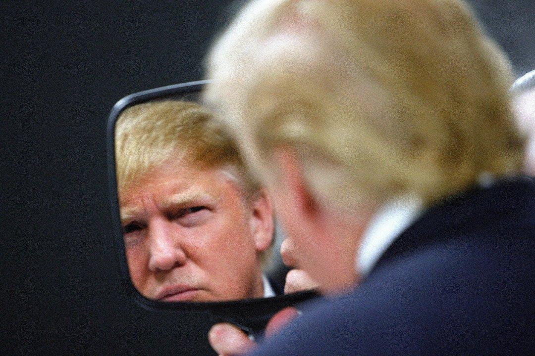 Трамп Фото: ZUMA Press/Alamy