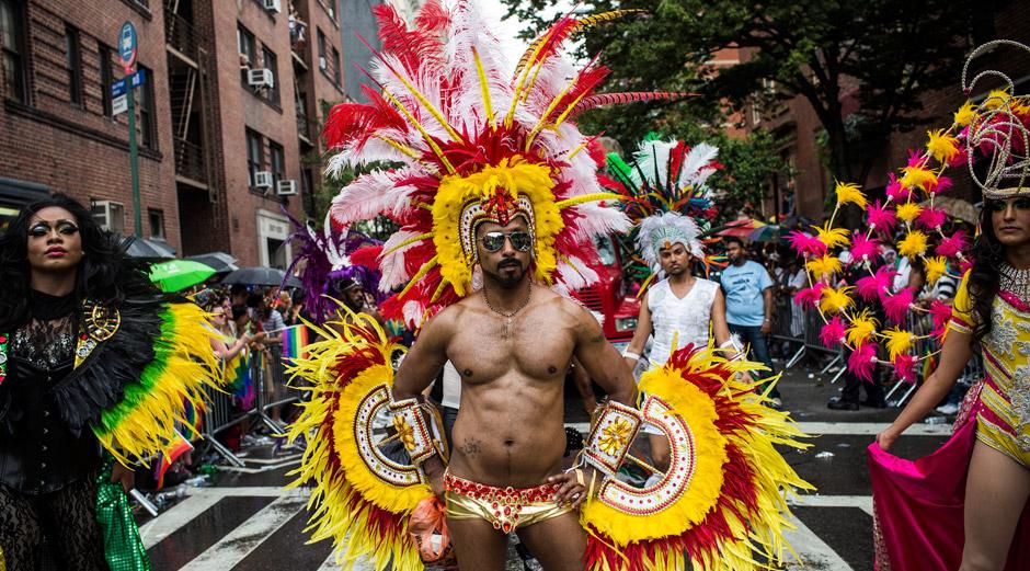Нью-Йорк, США, 30 червня 2013 року. Фото: Andrew Burton / AFP