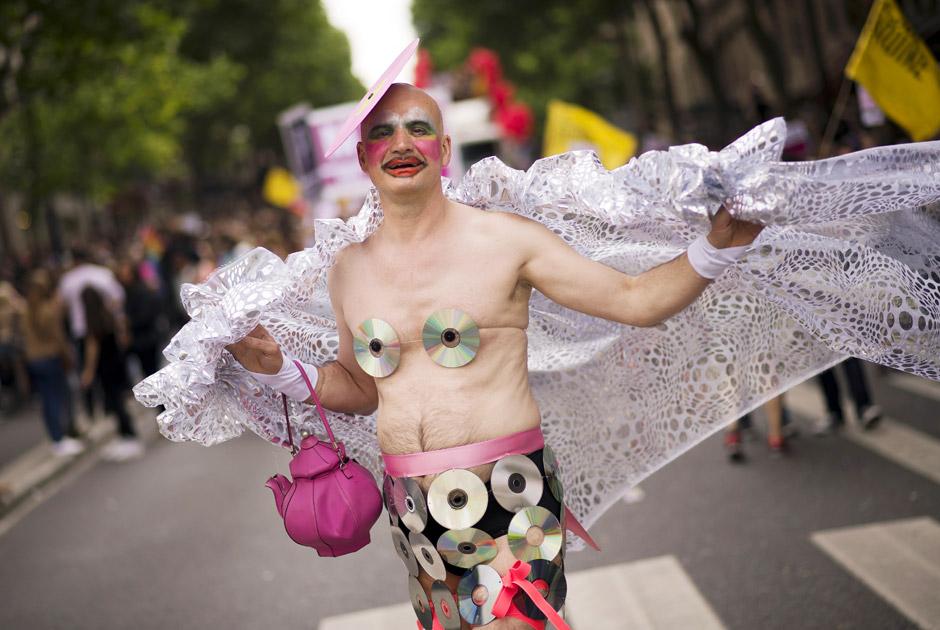 Париж, Франція 29 червня 2013 роки. Фото: Lionel Bonaventure / AFP