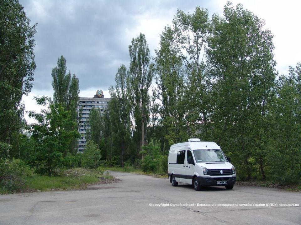 Під Чорнобилем випробували мобільний радіаційний комплекс (ФОТО, ВІДЕО) - фото 3
