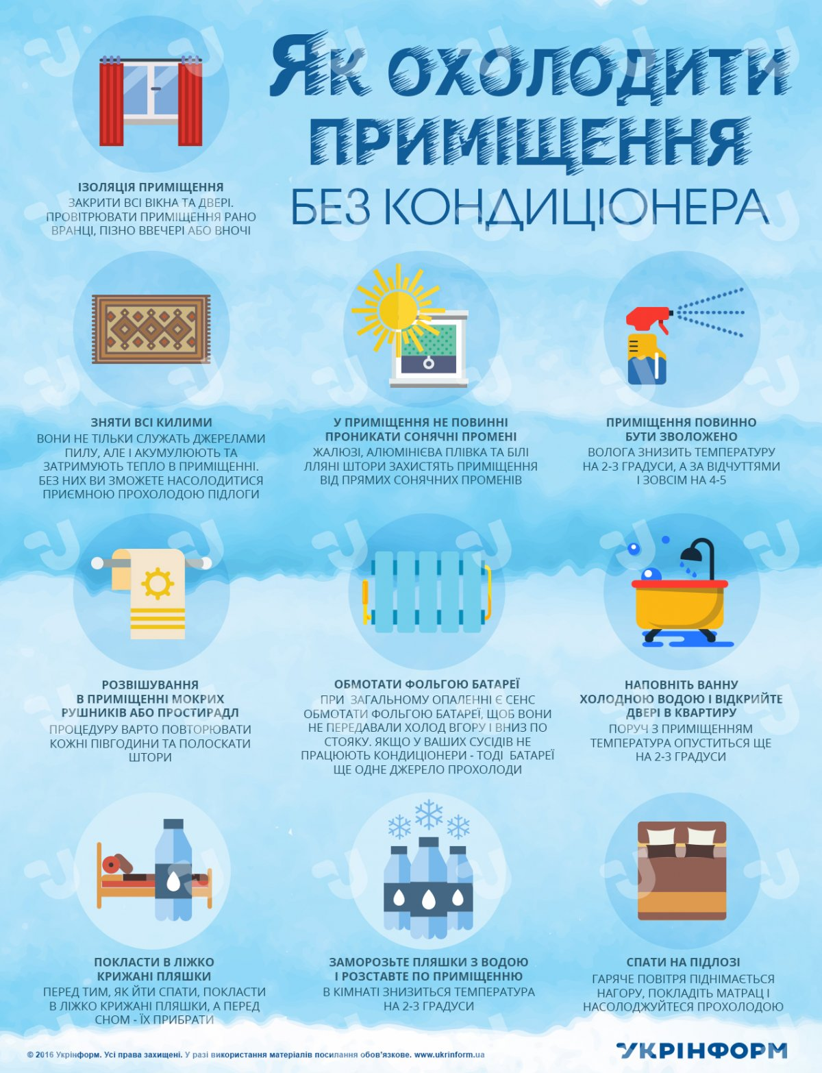ТОП-10 порад, як охолодити приміщення без кондиціонера - фото 1