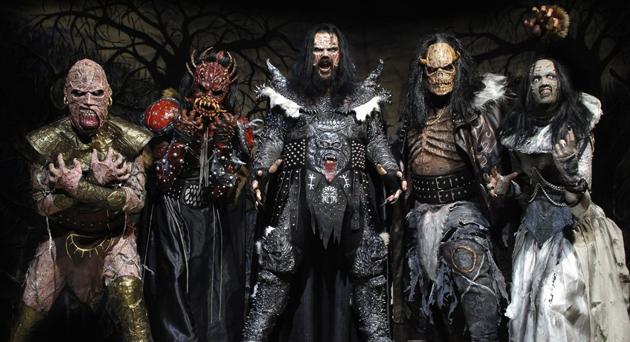 Lordi / Фото: alt-sector.net