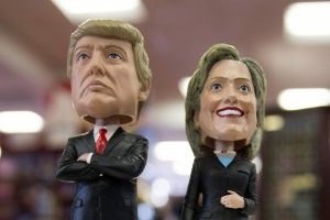 Клінтон vs. Трамп: Кому дістанеться перемога?