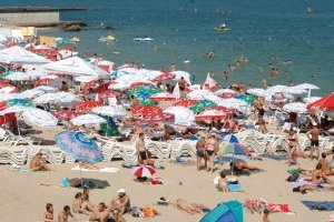 Отпуск по-украински-2: Выбираем море