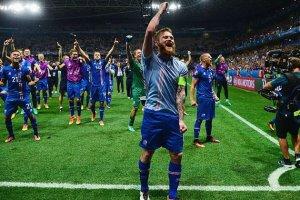 Євро-2016: підсумки першого раунду плей-офф