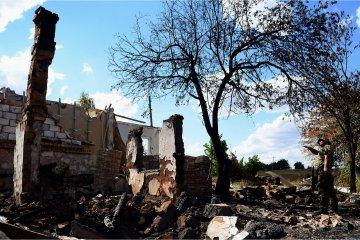 Día en la ATO: más de 70 ataques a las posiciones militares