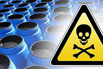 В Китае произошла утечка химикатов: 130 человек оказались в больнице