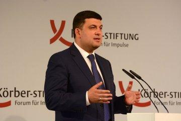 Groysman: en Ucrania nunca hubo conflictos internos