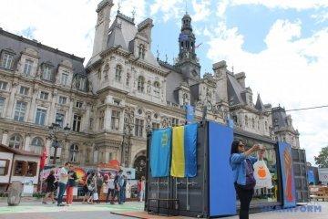 У Парижі діє український арт-майданчик, присвячений Євро-2016