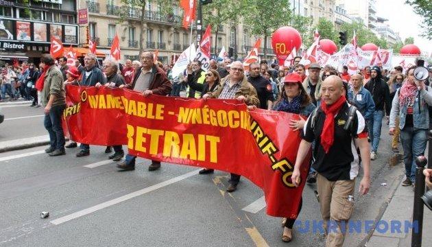 Стихія, теракти і страйки: в Парижі підрахували збитки для туризму