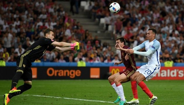 Англія та Росія зіграли внічию на Євро-2012