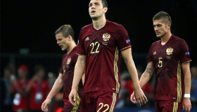 В УЄФА підтвердили відкладену дискваліфікацію збірної Росії
