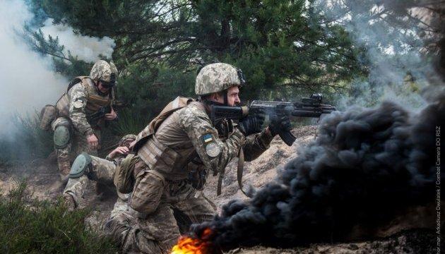 Штаб: Под Новозвановкой произошел бой с путинскими вояками