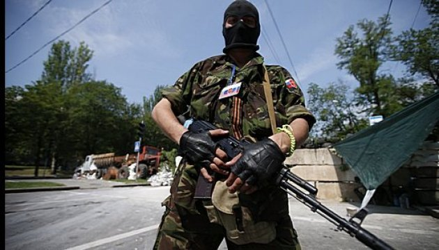 Militants launched 52 attacks on Ukrainian troops in Donbas in last day