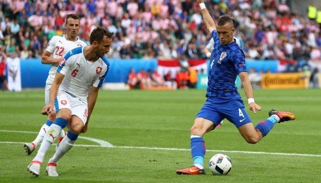 Чехи уникли поразки від хорватів
