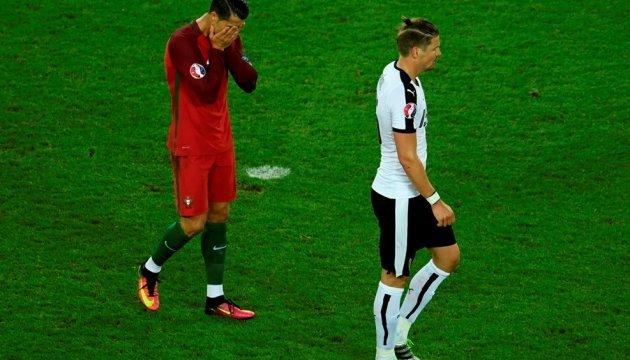 Португалія не змогла обіграти Австрію