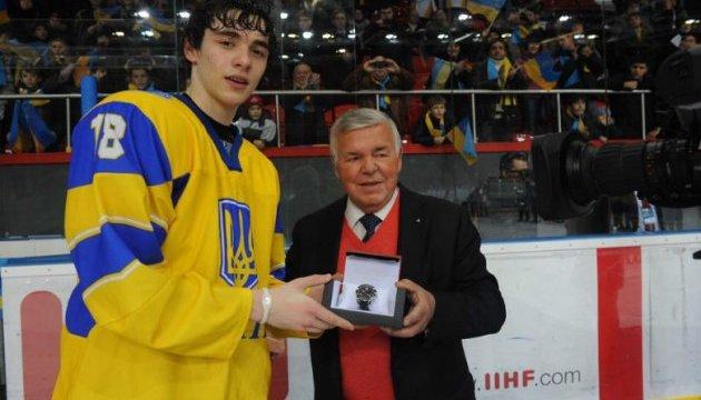 У капітана хокейної збірної України на концерті вкрали нагородний годинник