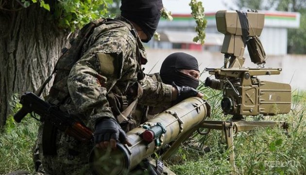 В штабе АТО объяснили активность боевиков на
