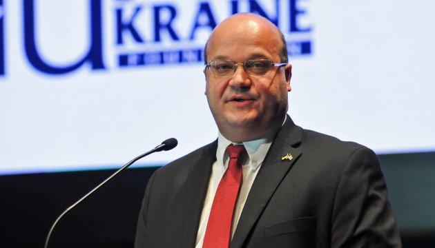 В США начали смотреть на Украину с большим оптимизмом – посол Чалый