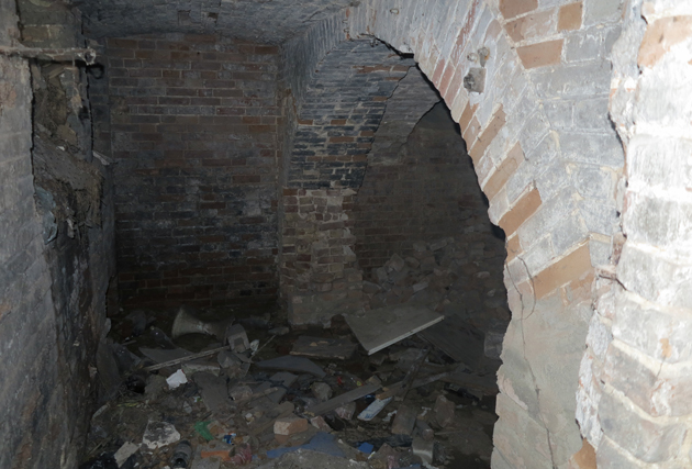 Подземелья Старобельска