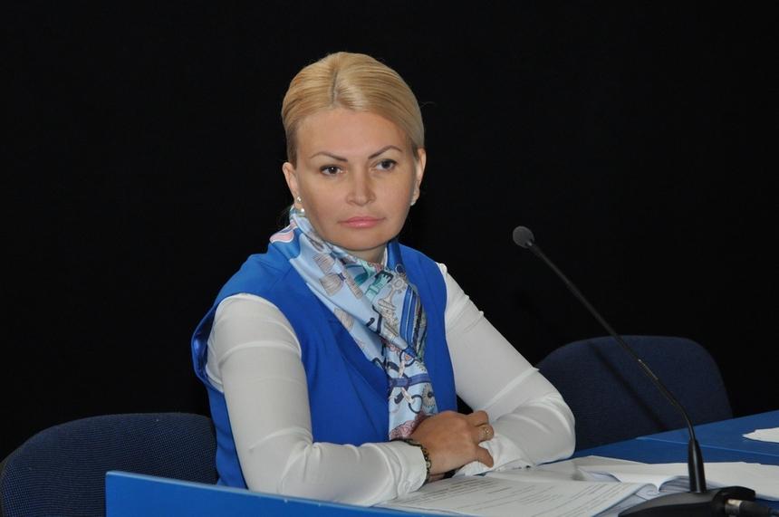 Світлана Єпіфанцева. Фото: dpchas.com.ua