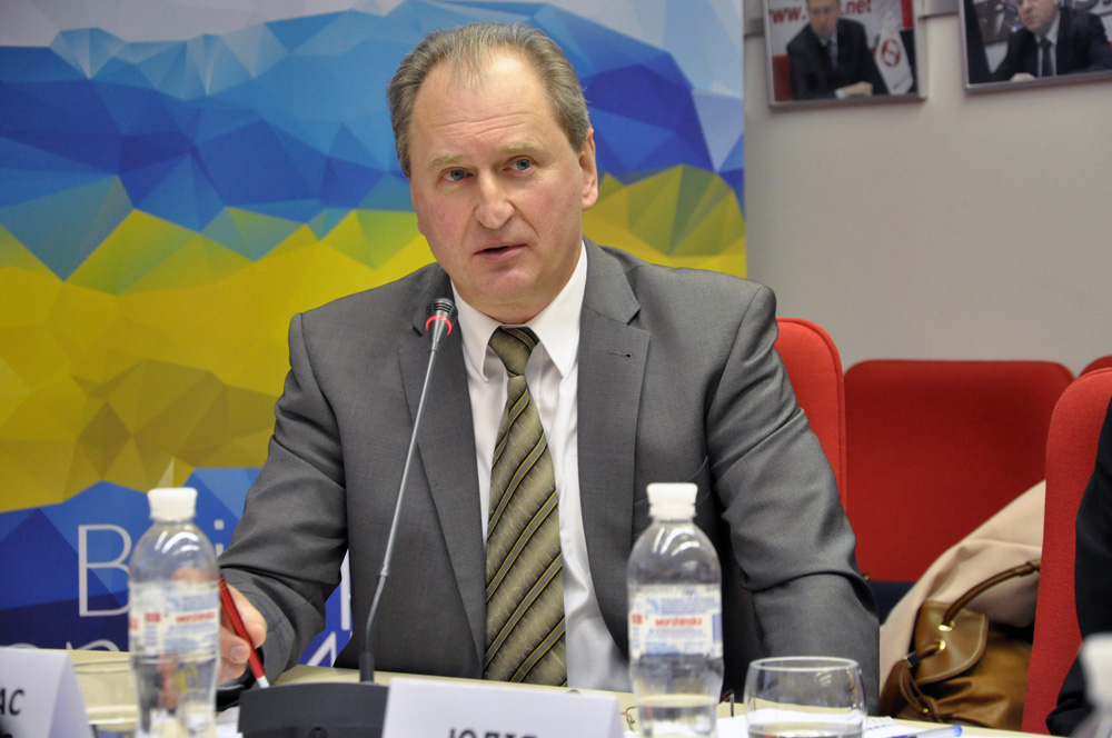Артурас Дрюкас. Фото: vru.gov.ua
