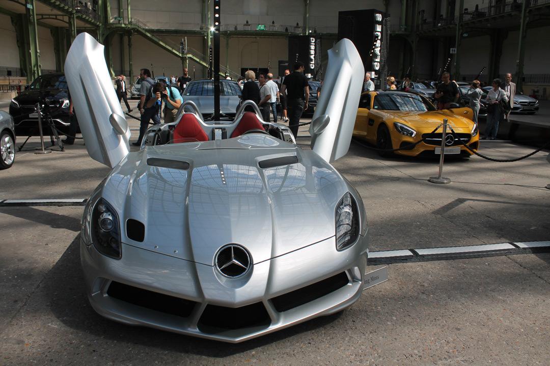 SLR Stirling Moss. Фото: Роман Сущенко