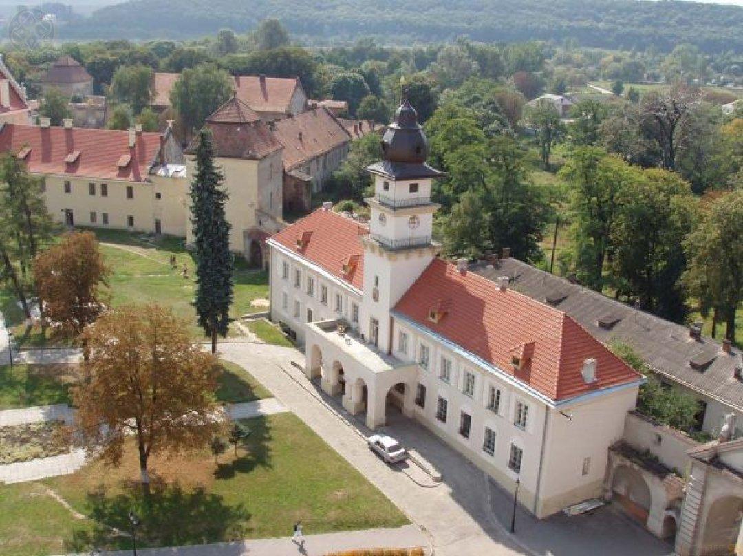 Замок Жолкевських