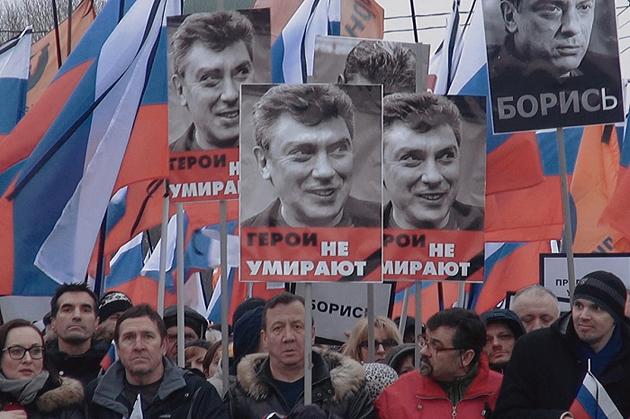 Мой друг Борис Немцов