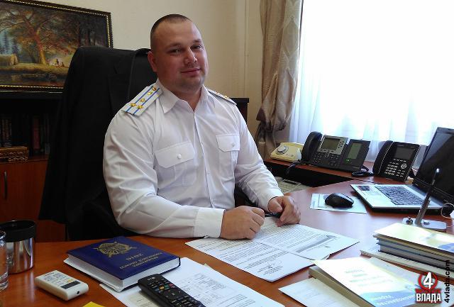 Андрій Боровик. Фото: 4vlada.com